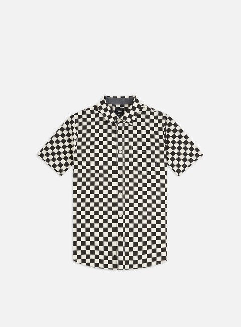 Sale Outlet Short Sleeve Shirts Vans Cypress Checker SS Shirt