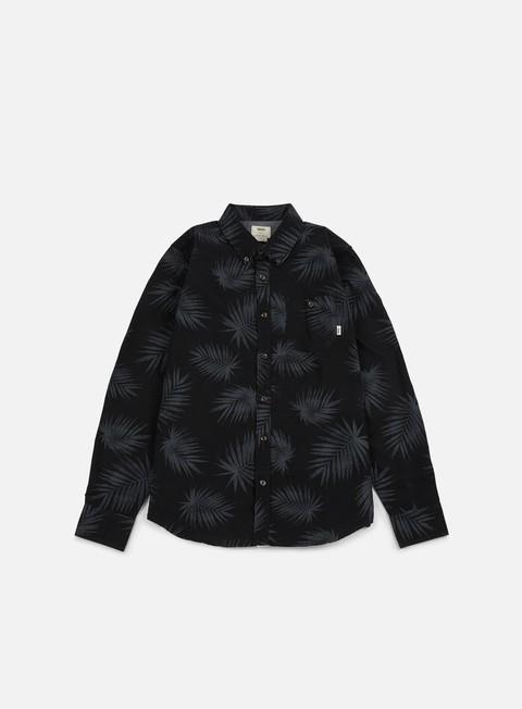 camicie vans grenada shirt tonal palm