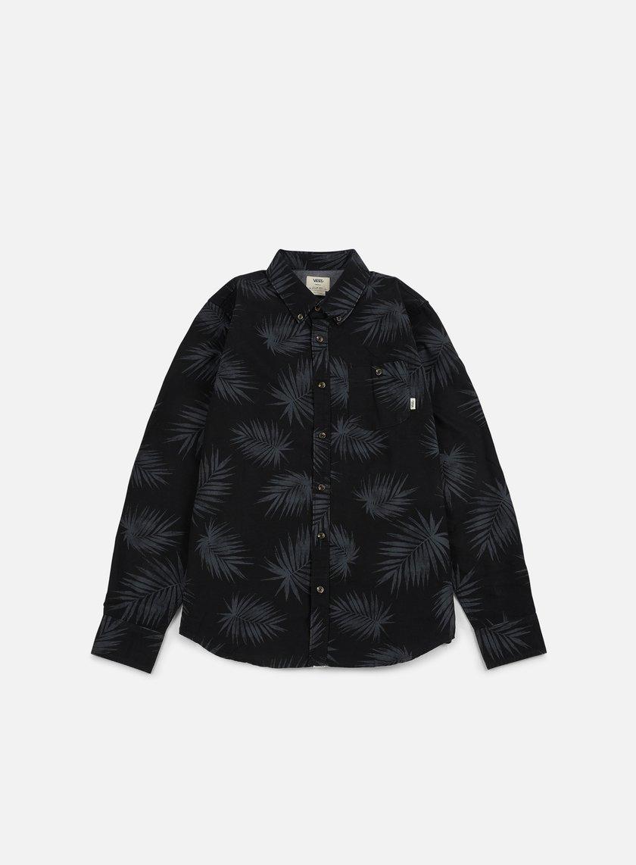 Vans - Grenada Shirt, Tonal Palm