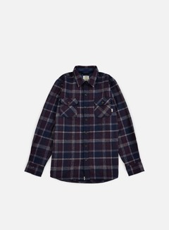 Vans - Harding Shirt, Port Royale/Dress Blues 1