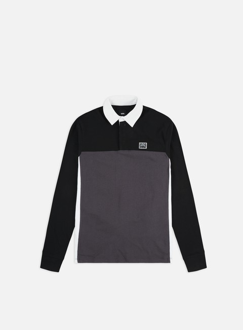 Vans Hi-Point Colorblock Rugby Shirt