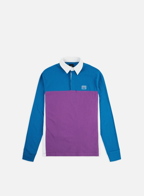 Polo Vans Hi-Point Colorblock Rugby Shirt