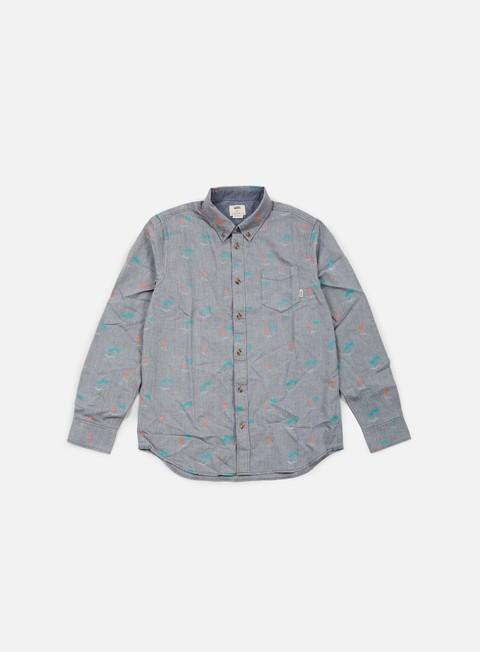Outlet e Saldi Camicie a Manica Lunga Vans Houser Shirt