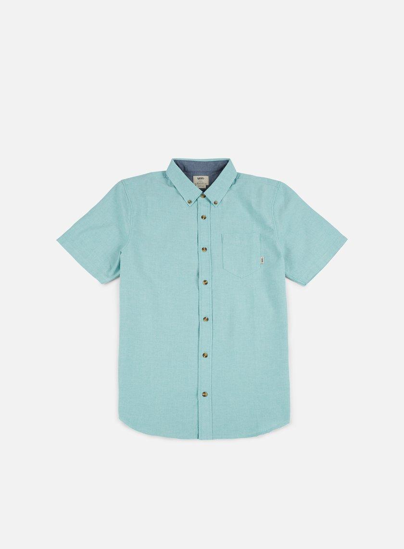 Vans - Houser SS Shirt, Baltic