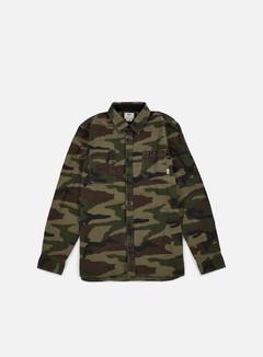 Vans - Kirtland Shirt, Camo 1