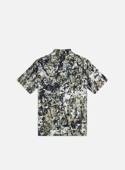 Short Sleeve Shirts Vans MoMA Pollock SS Shirt