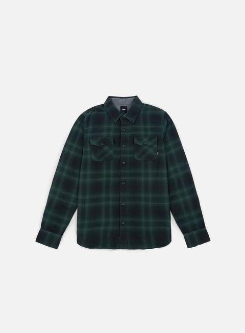 Long Sleeve Shirts Vans Monterey II LS Shirt
