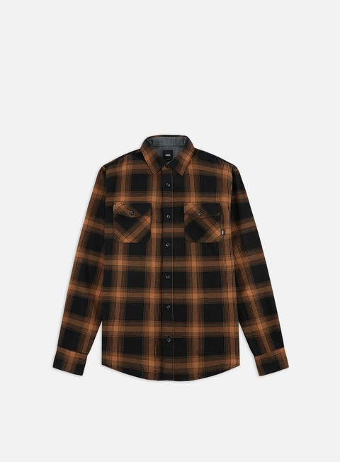 Long Sleeve Shirts Vans Monterey III LS Shirt