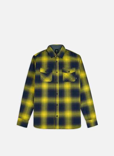 Vans Monterey III LS Shirt