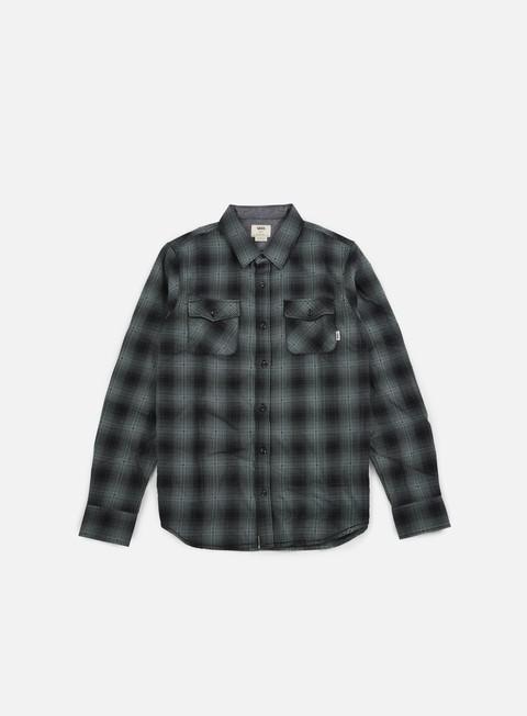 Sale Outlet Long Sleeve Shirts Vans Monterey Shirt