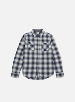Vans - Monterey Shirt, Dress Blues 1