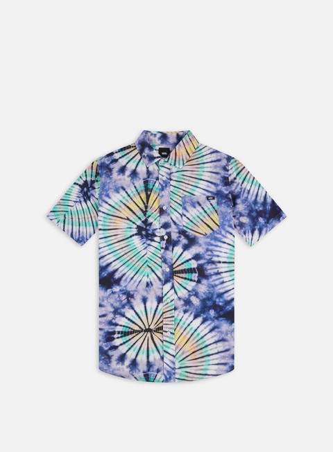 Camicie a Manica Corta Vans New Age Tie Dye SS Shirt