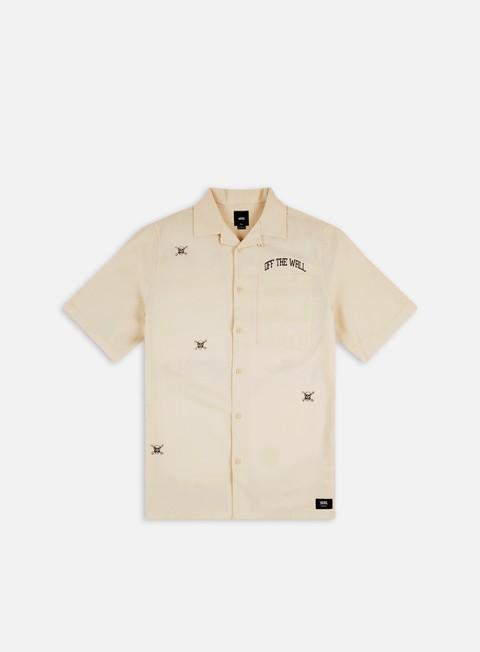 Camicie a Manica Corta Vans New Varsity Woven SS Shirt