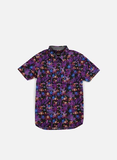 camicie vans nintendo ss shirt donkey kong black