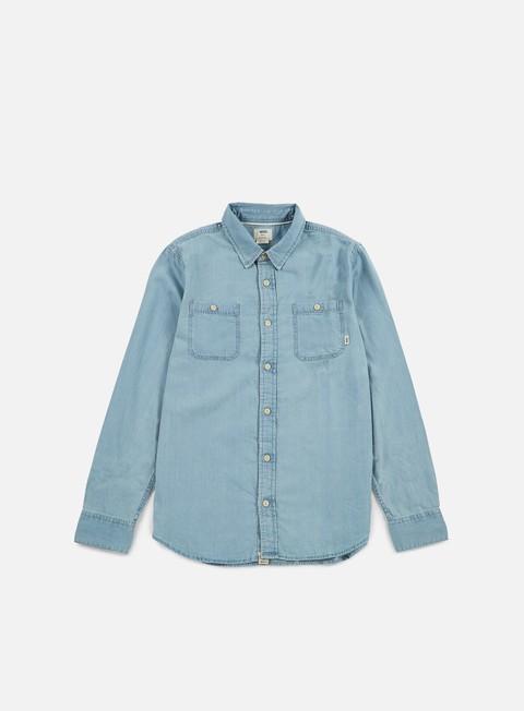 Outlet e Saldi Camicie a Manica Lunga Vans Ostrom Shirt