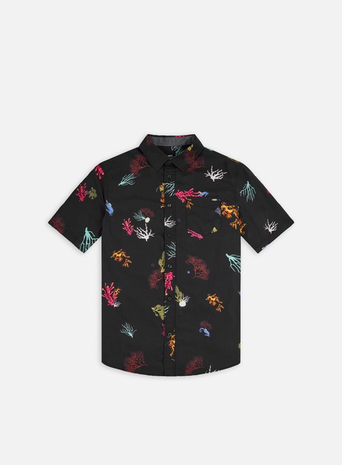 Short Sleeve Shirts Vans Reality Coral SS Shirt