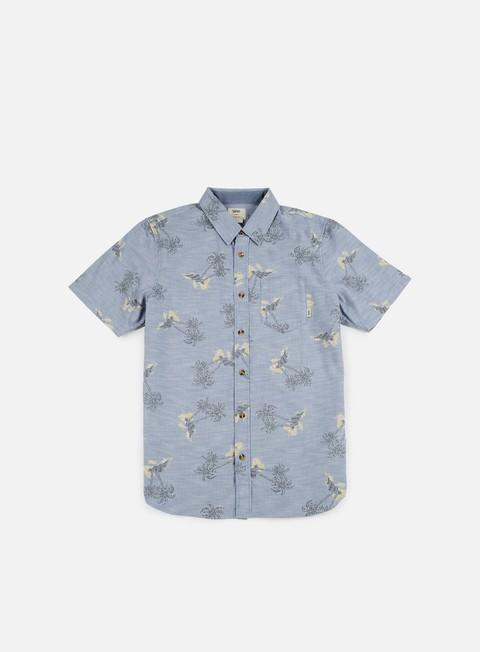 Outlet e Saldi Camicie a Manica Corta Vans Salado SS Shirt