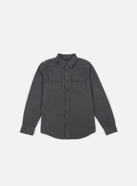 Sale Outlet Long Sleeve Shirts Vans Scribner LS Shirt