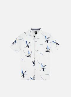 Vans - Shade SS Shirt, White Open Shade Floral