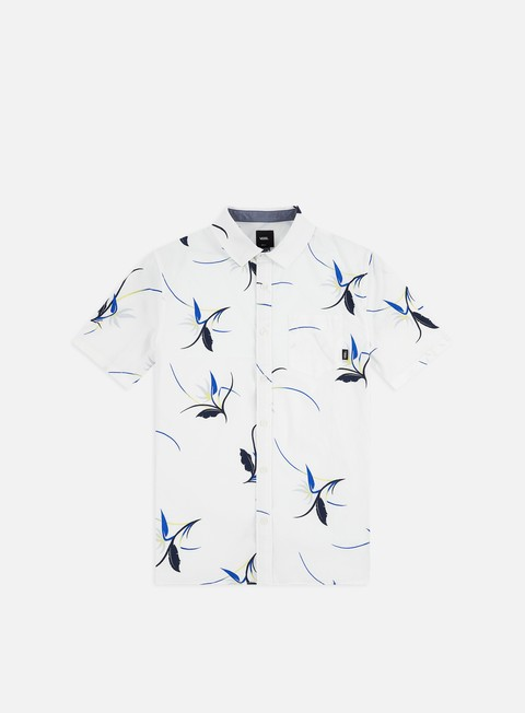Short Sleeve Shirts Vans Shade SS Shirt