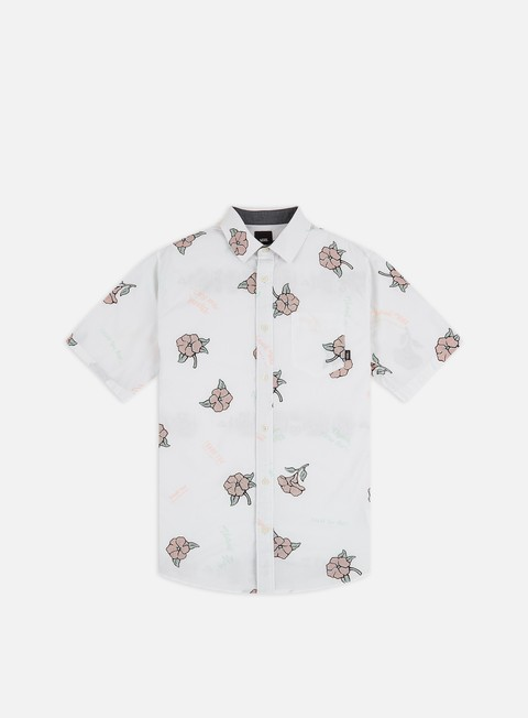 Camicie a Manica Corta Vans Thank You Floral SS Shirt