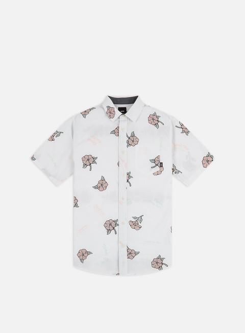 Outlet e Saldi Camicie a Manica Corta Vans Thank You Floral SS Shirt
