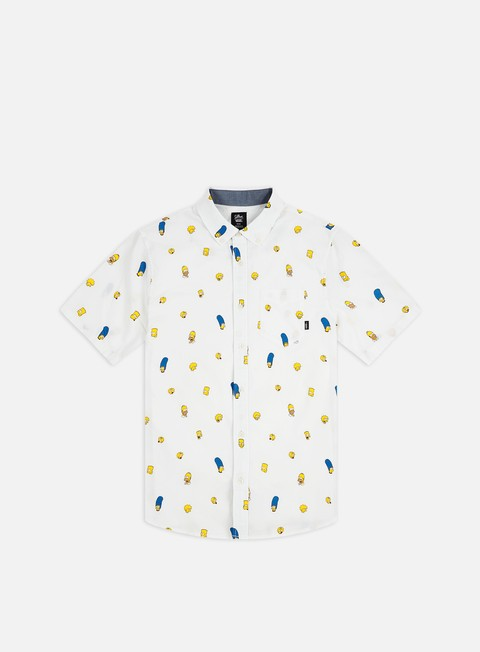 Outlet e Saldi Camicie a Manica Corta Vans The Simpsons Houser SS Shirt