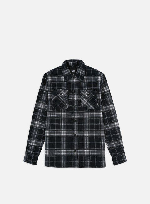 Sale Outlet Long Sleeve Shirts Vans Tradewinds Shirt
