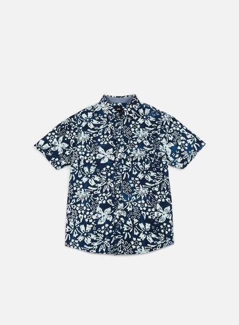 Outlet e Saldi Camicie a Manica Corta Vans Trippin Batik SS Shirt