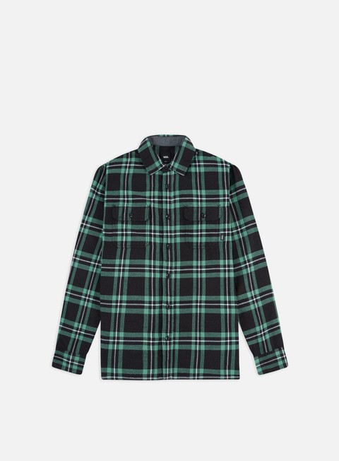 Long Sleeve Shirts Vans Westminster Shirt