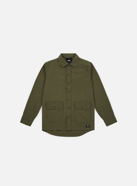 Sale Outlet Long Sleeve Shirts Vans Winchester LS Shirt