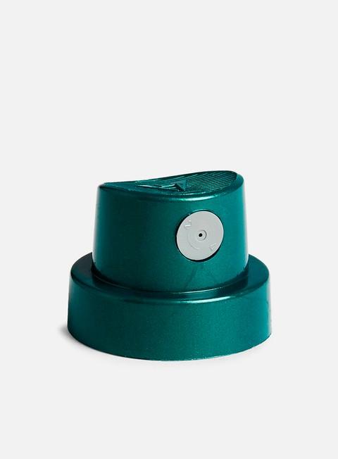 cap super skinny green