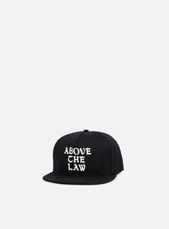 Acapulco Gold - Above The Law Sanpback, Black 1