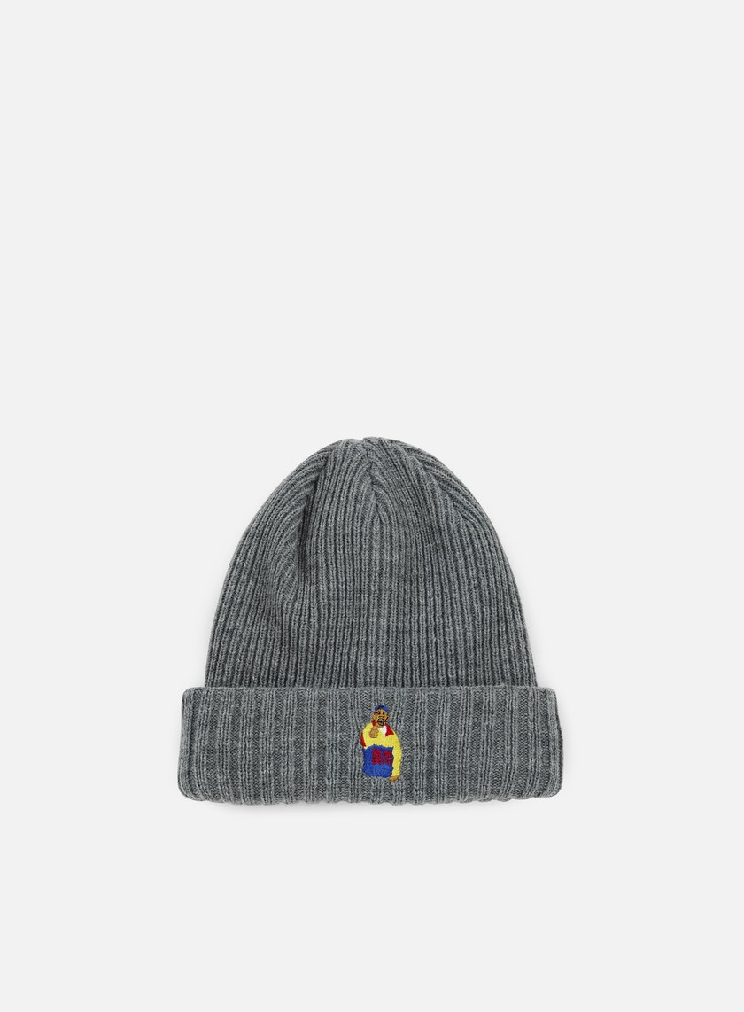 Acapulco Gold - Chef Beanie, Heather Grey