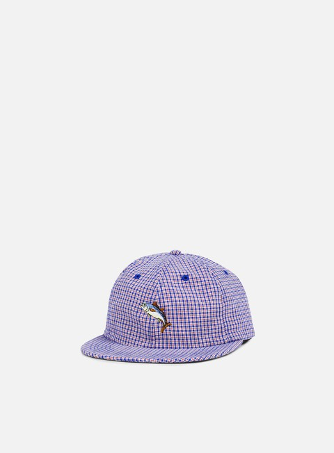cappellini acapulco gold downstream 6 panel blue stripe