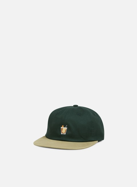 cappellini acapulco gold happy hour strapback green khaki