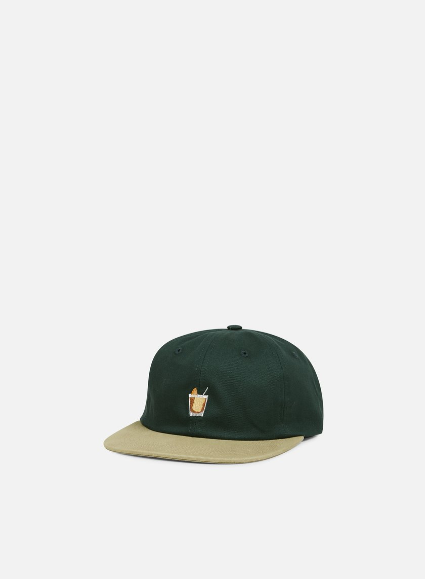 Acapulco Gold - Happy Hour Strapback, Green/Khaki
