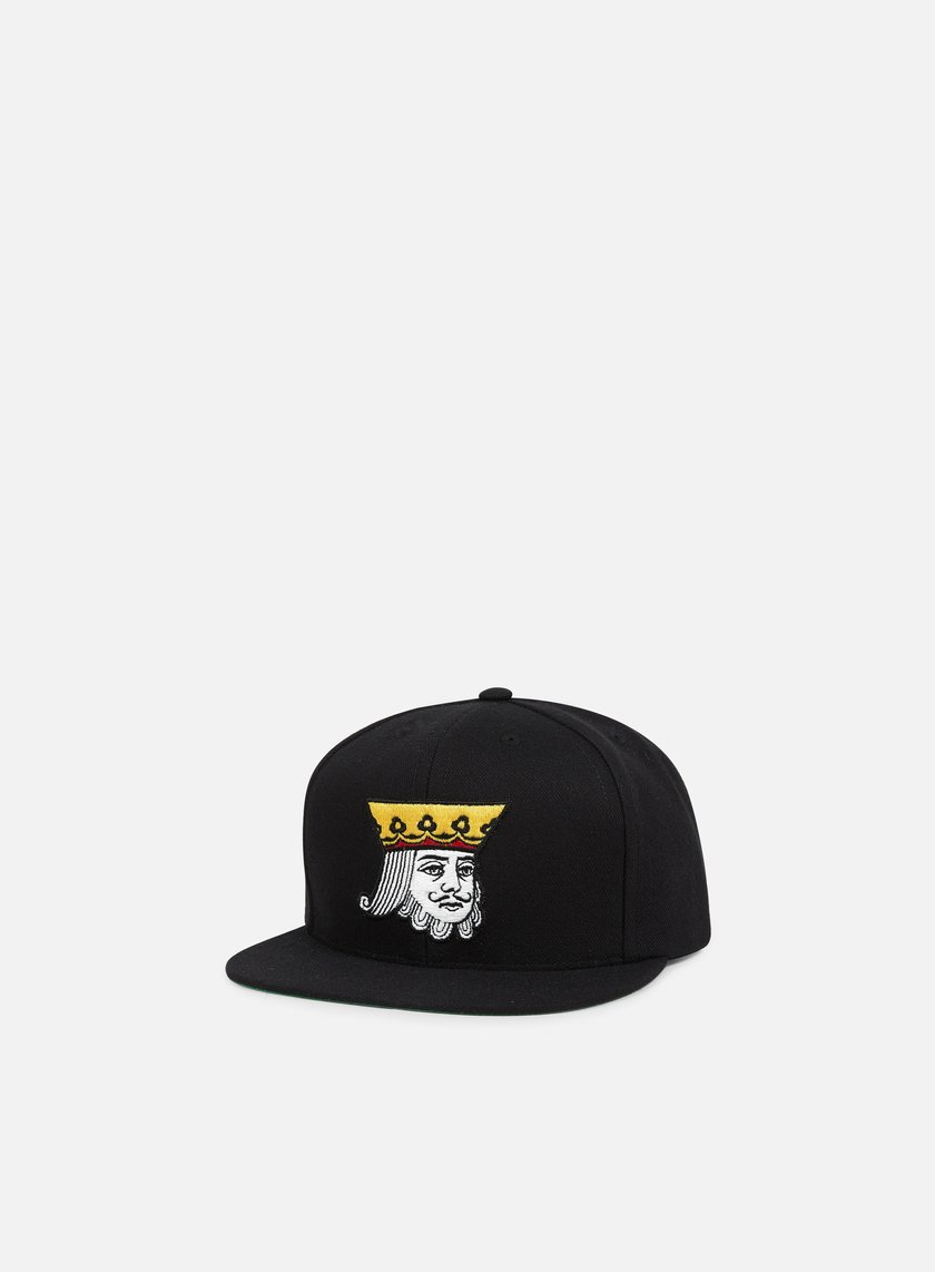 Acapulco Gold - King Snapback, Black