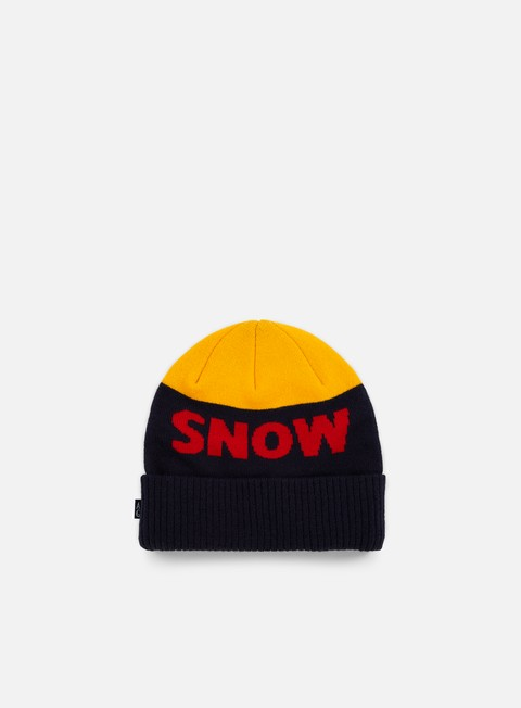cappellini acapulco gold snow man beanie navy