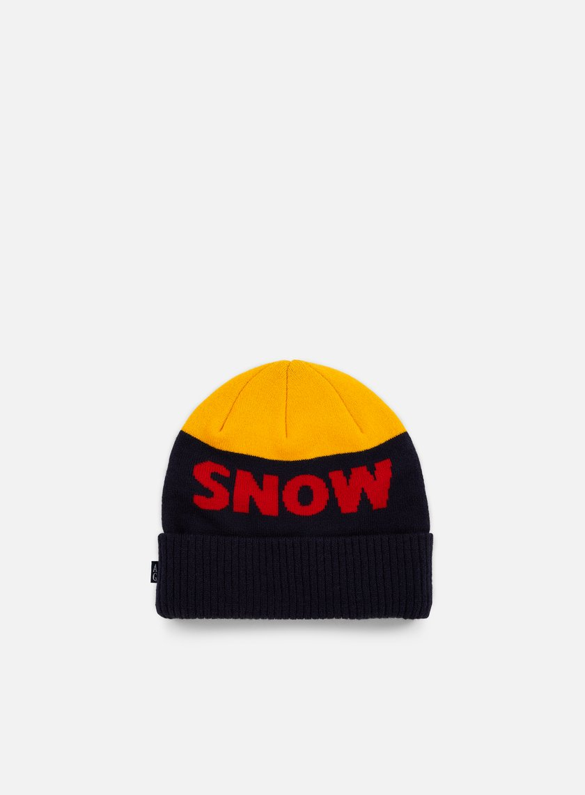Acapulco Gold - Snow Man Beanie, Navy