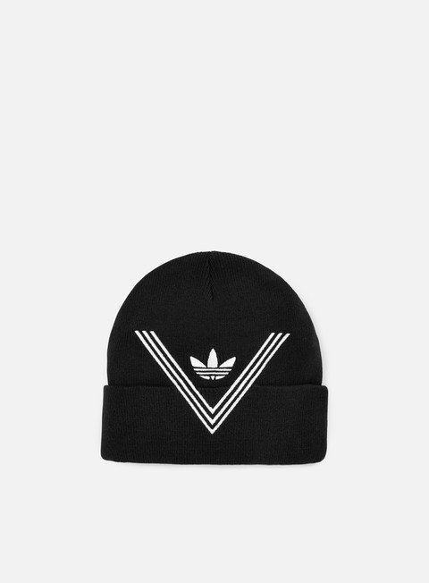 cappellini adidas by white mountaineering knit cap black