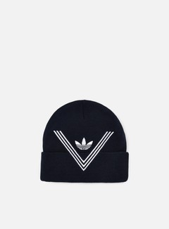 Adidas by White Mountaineering - Knit Cap, Navy 1