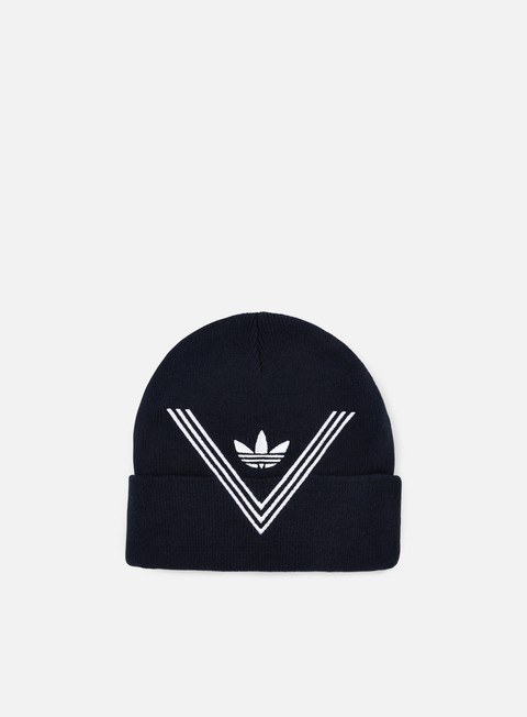 cappellini adidas by white mountaineering knit cap navy
