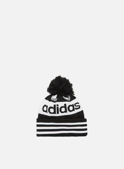 Cuffie Adidas Originals AC Jacquard Pom Beanie