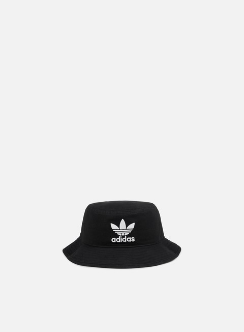 cappellini adidas originals adicolor bucket hat black