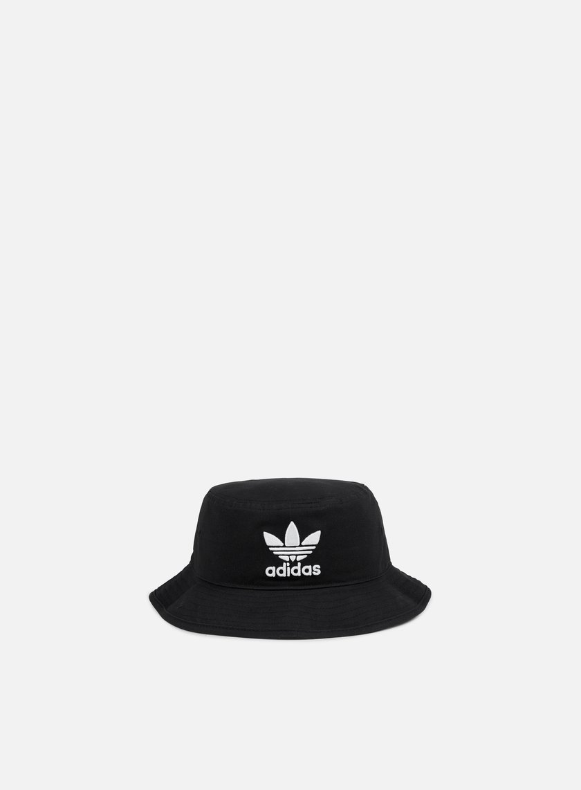 Adidas Originals - Adicolor Bucket Hat, Black
