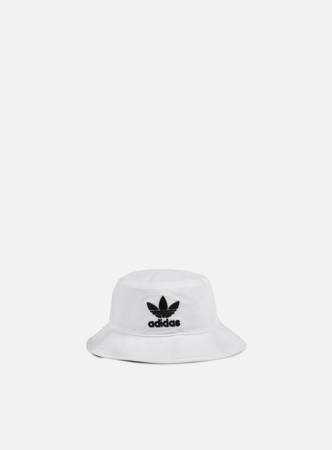 cappellini adidas originals adicolor bucket hat white
