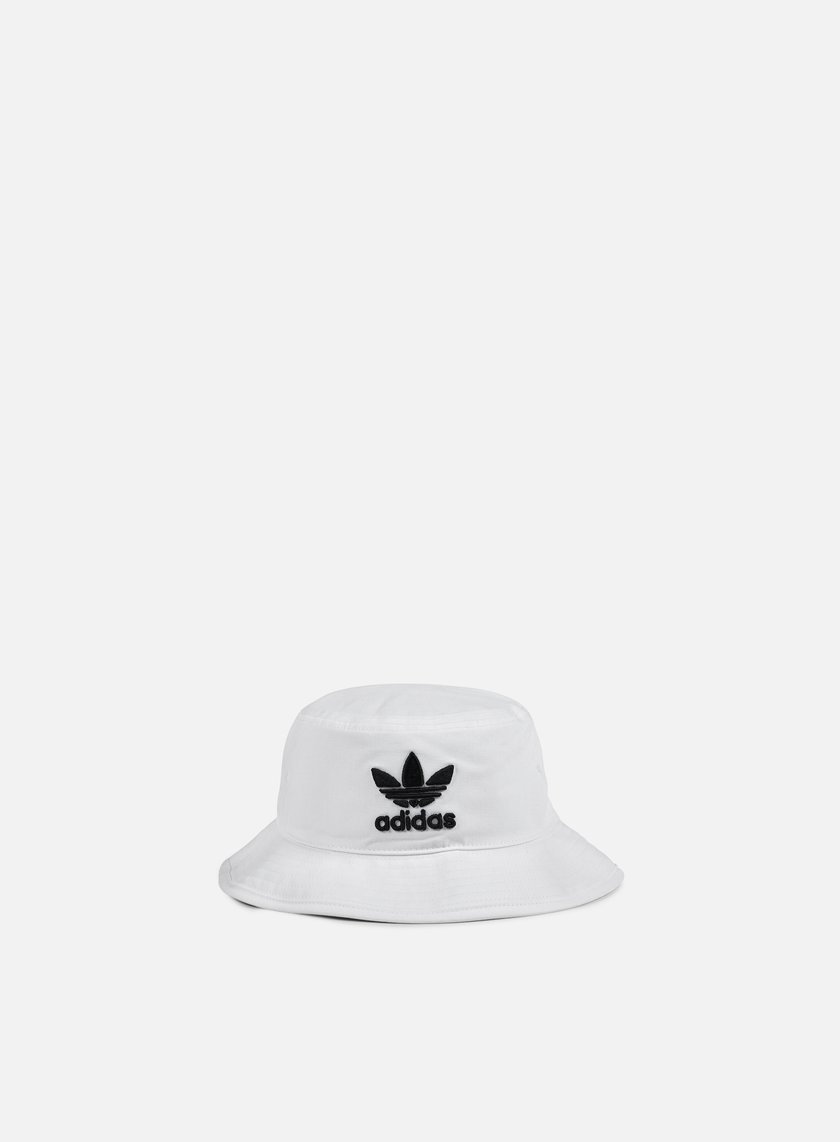 Adidas Originals - Adicolor Bucket Hat, White