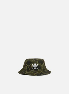 Adidas Originals - Camo Bucket Hat, Multicolor 1