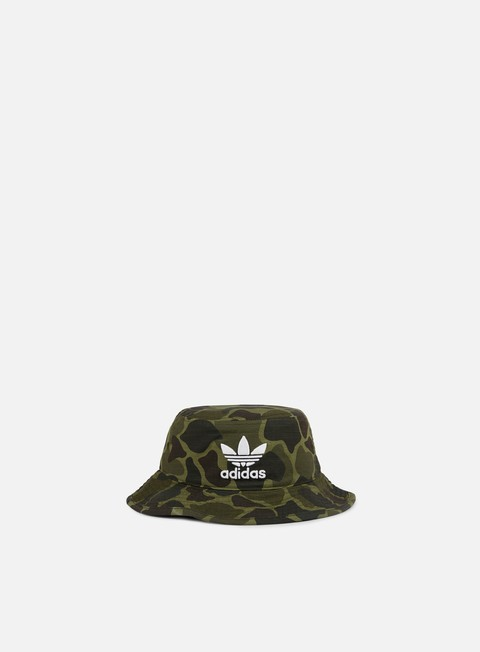 cappellini adidas originals camo bucket hat multicolor